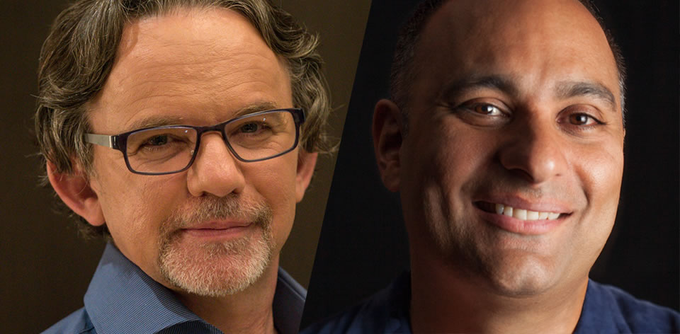Casting Russell Peters, Frank Spotnitz Partner for The Indian Detective Series